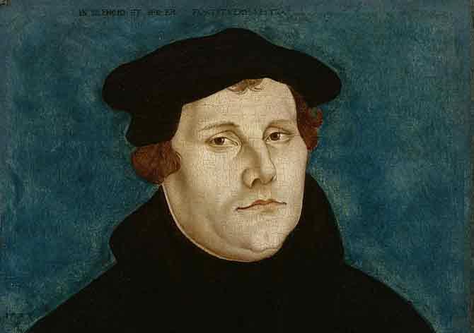 Maarten Luther biografieportaal